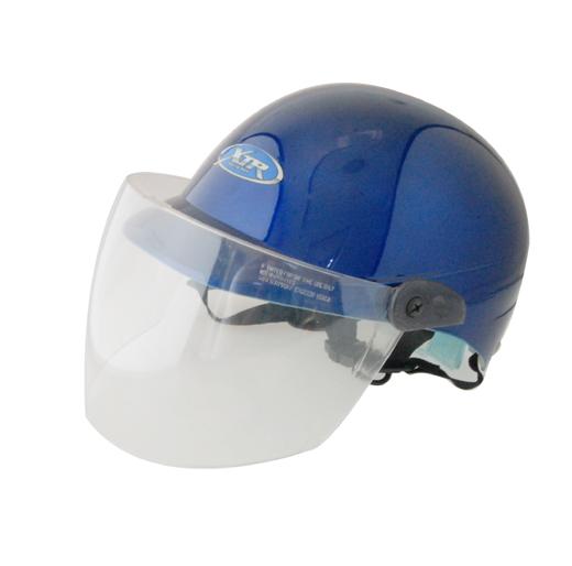 半盔系列:TK-15蓝色
