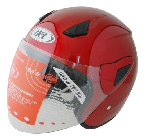 半盔系列:TKD-202红色