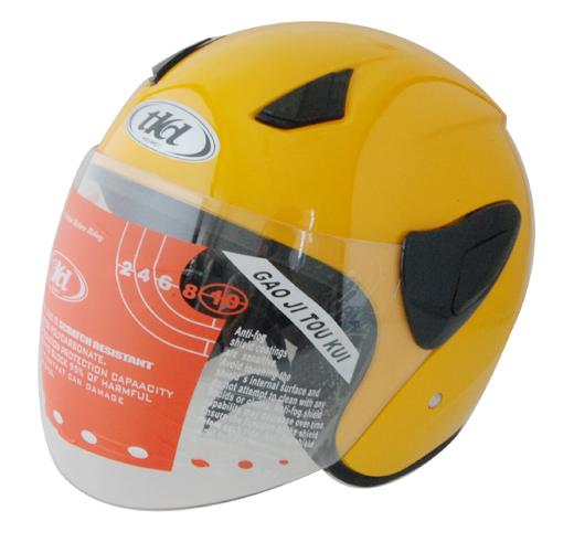半盔系列:TKD-202黄色