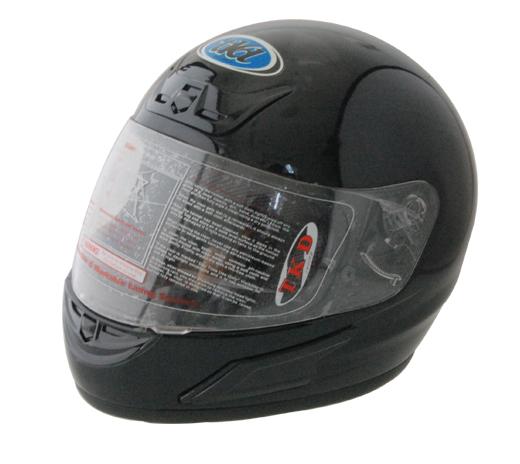 全盔系列:TKD-100纯黑