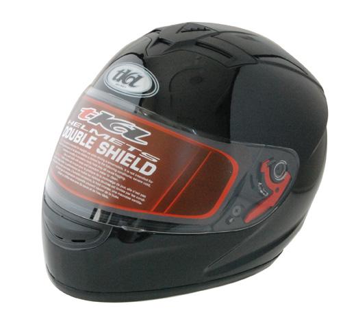 全盔系列:TKD-101黑色