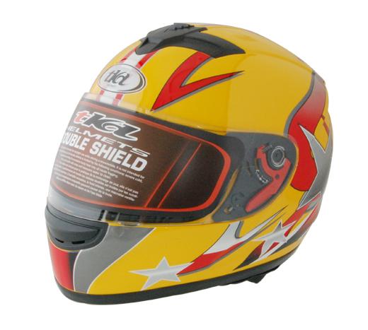 全盔系列:TKD-101黄色