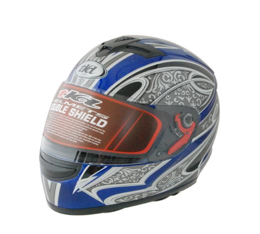 全盔系列:TKD-101蓝色